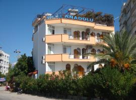 Фотографія готелю: Hotel Anadolu