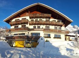 Hotel photo: Alpenhof