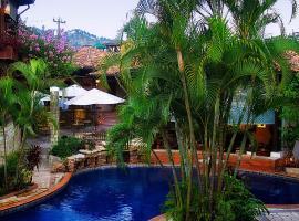 Hotel photo: Hotel Marina Copan