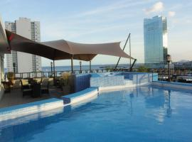 Hotel photo: Hotel Bahía Suites