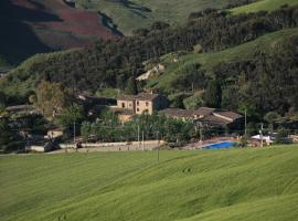 A picture of the hotel: Agriturismo Monaco Di Mezzo