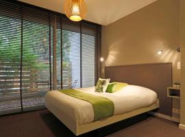 酒店照片: Aparthotel Liège