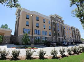 Hotel photo: Hampton Inn & Suites Dallas Market Center