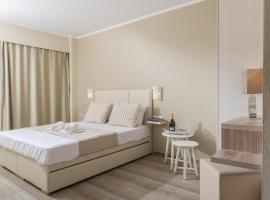 Zdjęcie hotelu: Ammos Beach Seaside Luxury Suites
