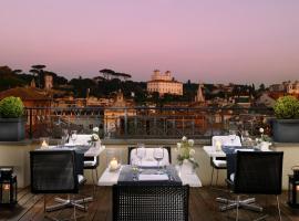 Hotel Photo: The First Roma Arte