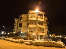 Hotel near Baalbek