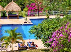 Hotel photo: Vanna Hill Resort