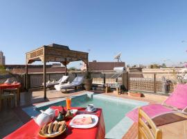 A picture of the hotel: Riad BB Marrakech