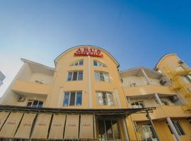 Hotel near Moldova