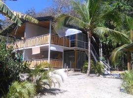 Hotel photo: Ecopacific Lodge Santa Teresa