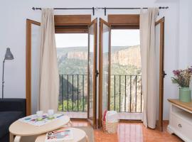 Hotel photo: Miralrio Chulilla