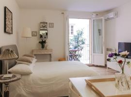 Hotel Foto: Studio Chateau - Vieux Nice