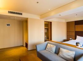 Хотел снимка: JI Hotel Dongtai