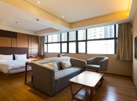 Хотел снимка: JI Hotel Dalian Xi'an Road Branch