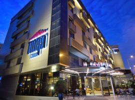 Hotel photo: Tiara Thermal & SPA Hotel