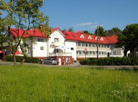 A picture of the hotel: Hotel Górsko
