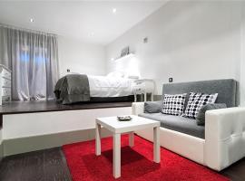Ξενοδοχείο φωτογραφία: Friendly Rentals Cibeles ST VI BºB