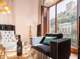 Hotel foto: Oro del Darro Suites