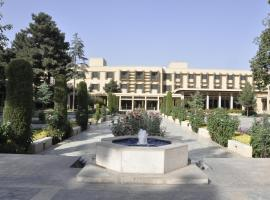 Hotel near Afghanistan