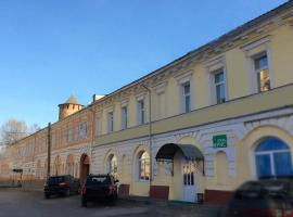 Hotel near Нижній Новгород