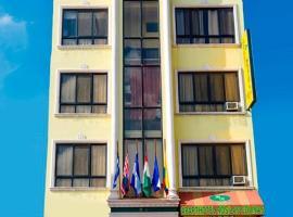 Hotel near Tegucigalpa