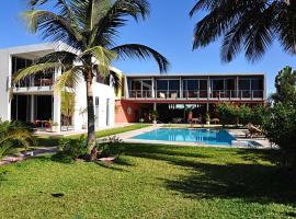 Hotel near Gambie