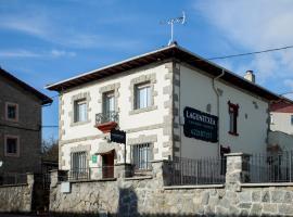 Hotel photo: Casa Rural Lagun Etxea