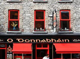 Hotel near Ireland