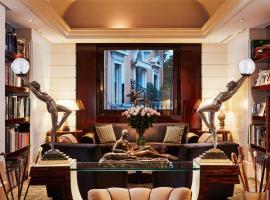 Фотографія готелю: Hotel Lord Byron - Small Luxury Hotels of the World