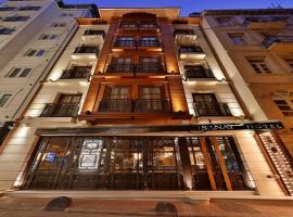 Hotel photo: Sanat Hotel Pera Boutique