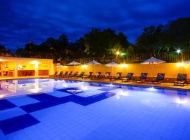 Hotel Photo: Hotel Fazenda Areia que Canta