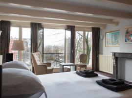 Фотографія готелю: Double Floor Canal Estate