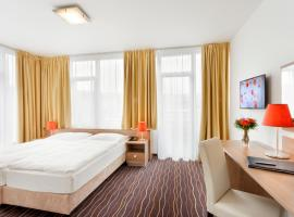 Hotel photo: Akcent hotel