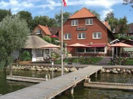 Hotel photo: Hotel am See Römnitzer Mühle