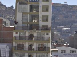 A picture of the hotel: Hotel Virgen del Socavon
