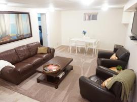 酒店照片: 2 Bedroom Suite in Ideal Location