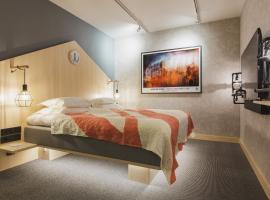 Hotel Foto: Hotel With Urban Deli
