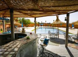 Hotel near Morocco