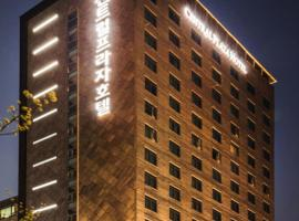 Foto di Hotel: Central Plaza Hotel - Incheon Cityhall