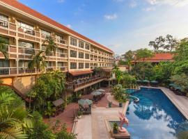 Hotel near Cambodge