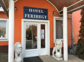 Hotel foto: Hotel Ferihegy