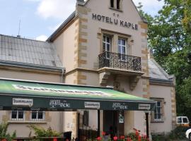 Hotel near Děčín