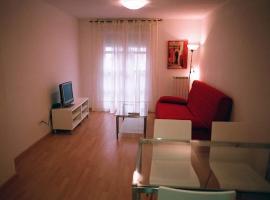 Hotel Foto: Apartamentos Auhabitatzaragoza