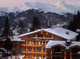 Hotel photo: Snow Lodge Boutique Hotel