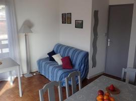 Hotel photo: Location Appartement 4/6 places Embrun