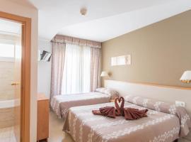 ホテル写真: Hotel Cosmos Tarragona