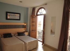 Фотография гостиницы: Hostal Plaza Ruiz