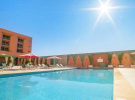 Hotel fotografie: Mogador Express Gueliz