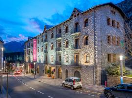 Hotel photo: Hotel Spa Termes SERHS Carlemany