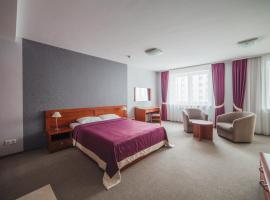 Hotel near Bělorusko